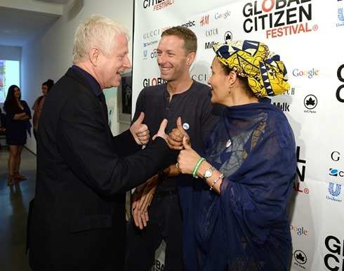 Chris Martin 2015 Global Citizen Festival launch party12