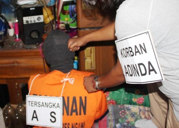 Suami di Ngawi ini tega habisi nyawa istri karena sering kena omel