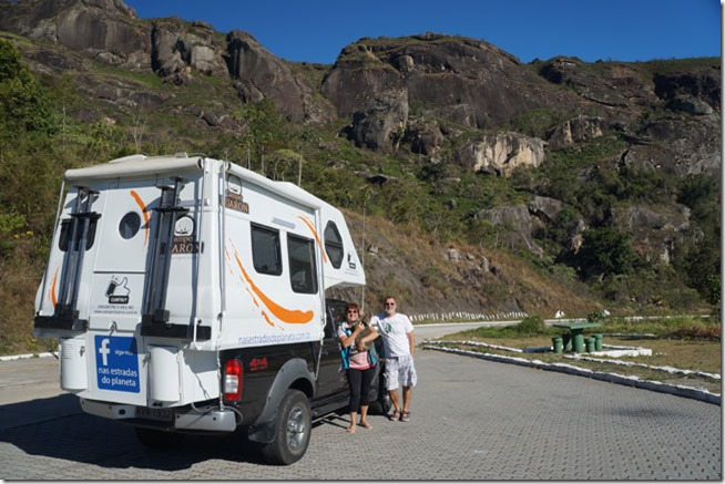 Camper Duaron Hard Top mais Frontier 2.8 Diesel 4x4 1