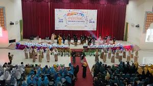 Dekan Tarbiyah UIN Lampung Buka Festival Seni