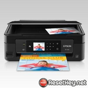 Reset Epson XP-240 ink pads are at the end of their service life