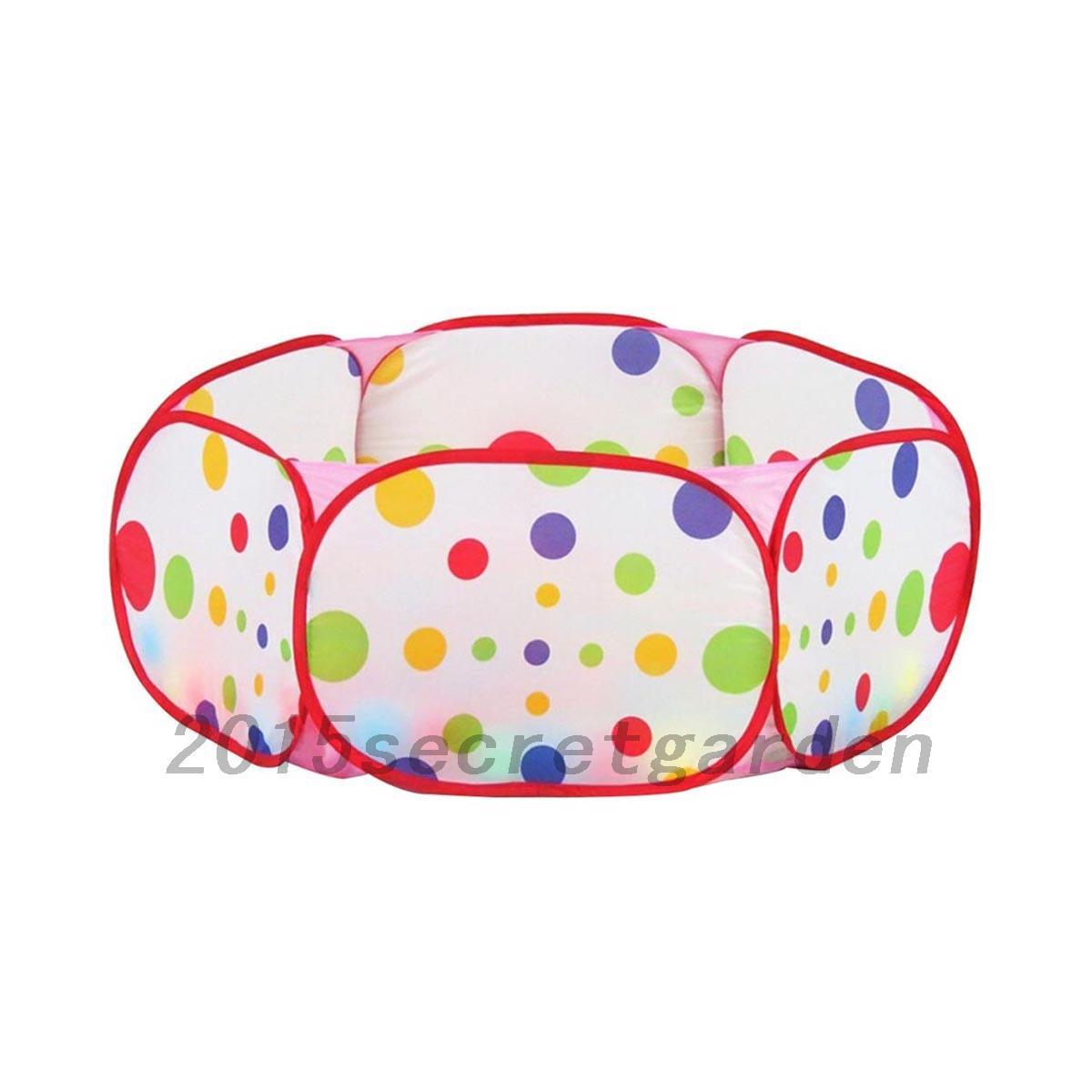 Piscine balles portable pour b b enfant jouet en plein for Piscine portable