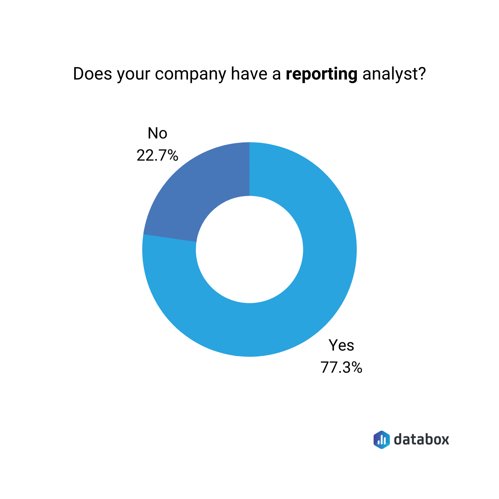 reporting analysists in SMBs