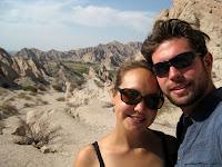 Salta road trip - Quebrada de Cafayate
