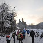 Burg Reichenstein, 3.-5. Kl