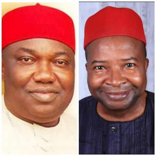 LEAVE ISI-UZO STATE ASSEMBLY SEAT FOR APC, DR JIDEOFO-OGBUAGU TELLS GOVERNOR UGWUANYI ~OMONAIJABLOG