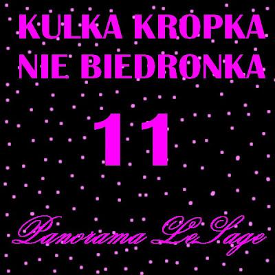 """mini seria kolczyki bransolety wisiory """"Kulka Kropka Nie Biedronka"""" Biżuteria wiosna-lato 2012 Panorama LeSage Anna Grabowska"""