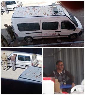 Marruecos mantiene asedio policial contra viviendas de activistas saharauis y los somete a un arresto domiciliario.