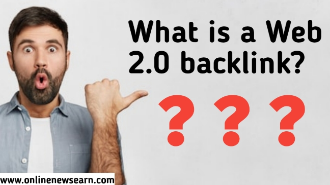 What is a Web 2.0 backlink?
