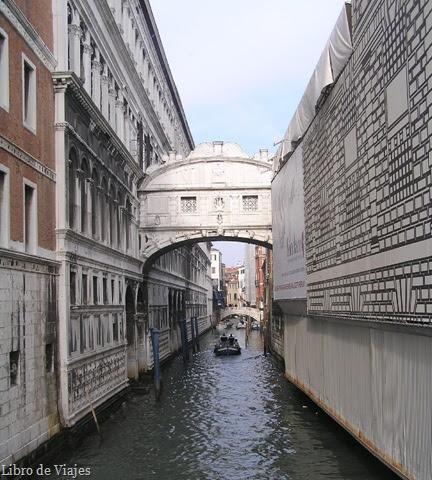 Puente de los Suspiros - Venecia