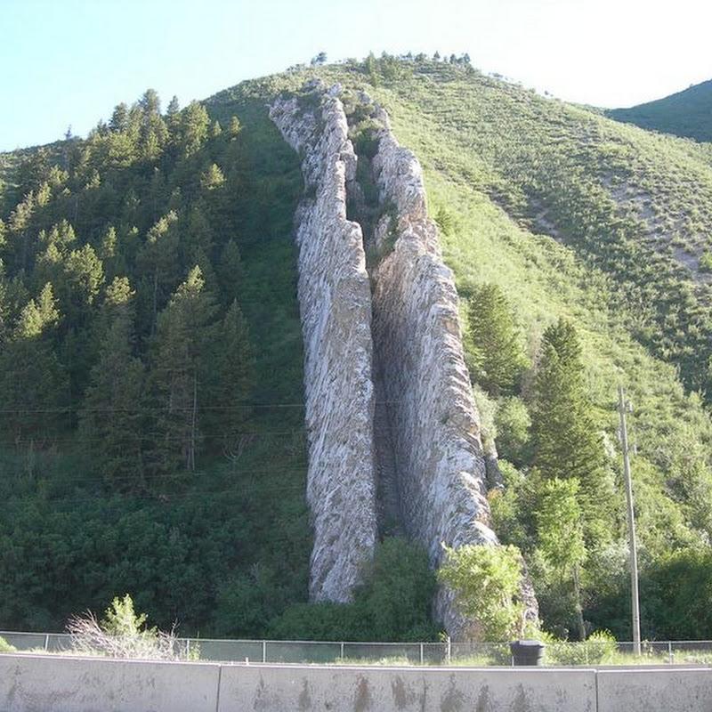 Devil's Slide, Utah