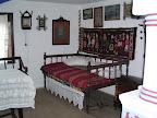 Εσωτερικό σπιτιού στο Village Museum
