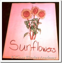 Sunflower Lapbook