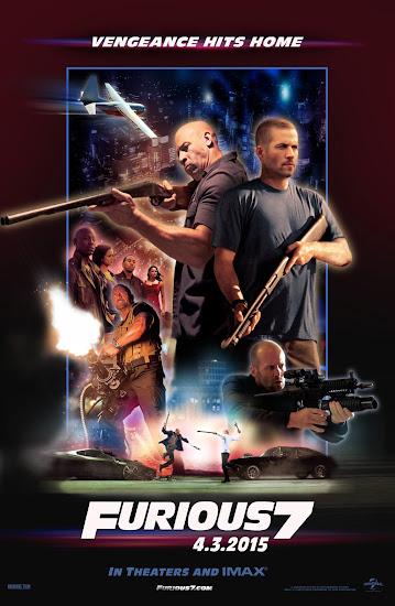 Fast and Furious 7 (2015) เร็ว…แรง ทะลุนรก 7 HD [พากย์ไทย]
