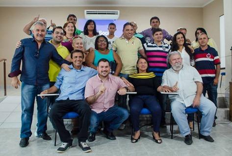 Beto Rosado e Pré-candidatos
