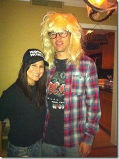 Wayne y Garth de El Mundo de Wayne 4