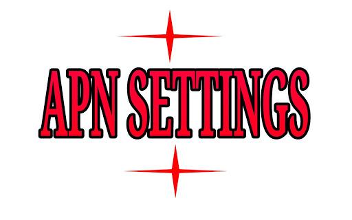 APN settings for all Nigerian networks
