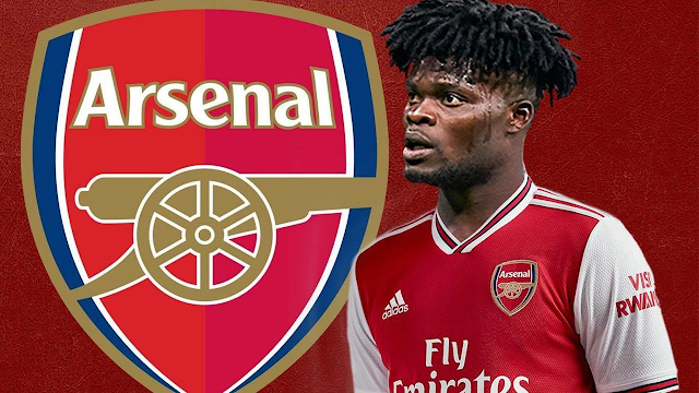 Thomas Partey To Undergo Arsenal Medical Ahead Of £45m Deadline Day Move
