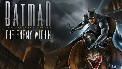 Batman: The Enemy Within IPA