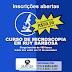 Inscrições abertas: Curso de microscopia em Ruy Barbosa com desconto ma 1ª mensalidade