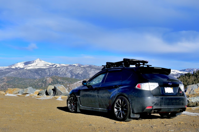 GR Hatch: 2008 OBP STI - Subtle Mods, Extreme Enjoyment! - Subaru