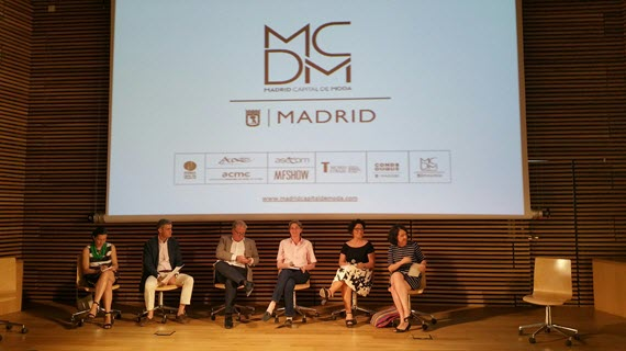 Presentada la iniciativa 'Madrid Capital de Moda' (MCDM)
