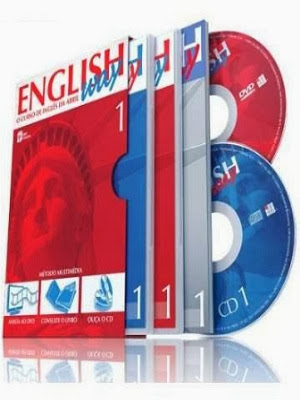 English Way – Curso de Inglês Completo [Vídeo Aula/CDs/Postilas]