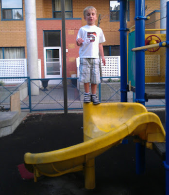POD: King of the Playground