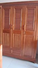 Tủ quần áo gỗ MS-180 (Còn hàng)