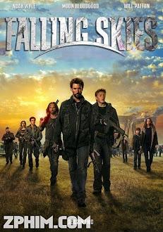 Bầu Trời Sụp Đổ 2 - Falling Skies Season 2 (2012) Poster