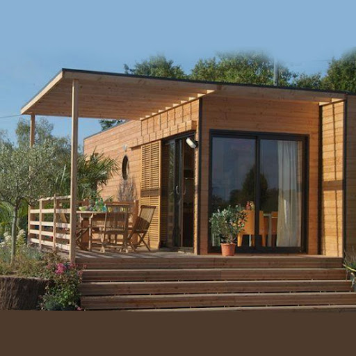 Module pod maison container for Extension bois cout