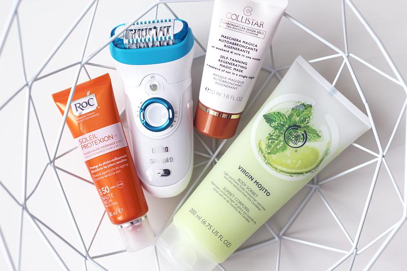 Summer prepping: 7 favorieten voor in de badkamer
