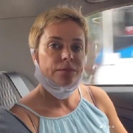 Ex-deputada Cristiane Brasil se apresenta à Polícia