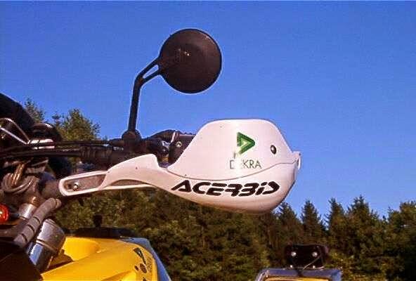 Acerbis Handprotektoren Rallye PRO mit Anbausatz