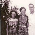 Edna,Fannie Mae and Herbert Gleaves