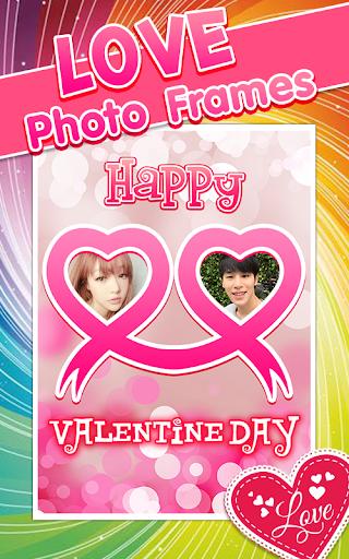 Valentine Photo Frames 2016