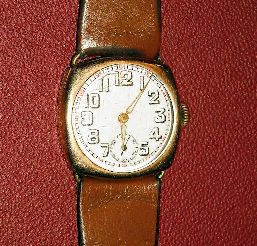 Conseil pour un bracelet à anses fixe pour une montre militaire dite de poilu Pols2