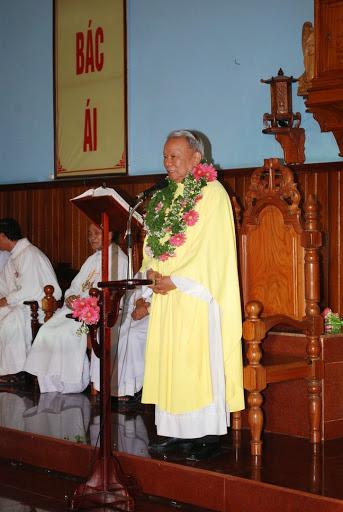 Thánh Lễ Tạ Ơn mừng 45 năm hồng ân Linh Mục của Cha Quản Xứ Tân Hội