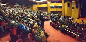 CRR Concert Hall Istanbul / Turkey