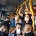 ESTUFA DE VÍRUS: com ônibus lotados e menos linhas em circulação, passageiros convivem com risco e temem contágio por covid-19 em João Pessoa