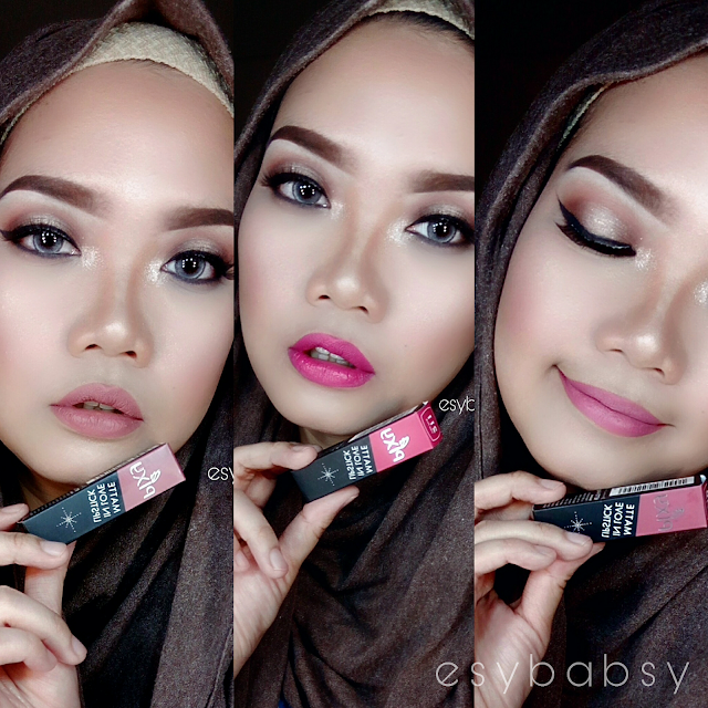 review-pixy-matte-in-love-vibe-pink-blushing-rose-serene-brown-esybabsy