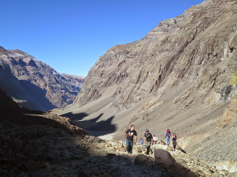 20150405 - CHILE - GLACIAR LA PALOMA. IMG_0004