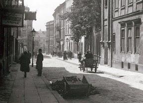 Улица Армянская во Львове