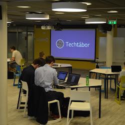 TechTábor, projektbemutatók