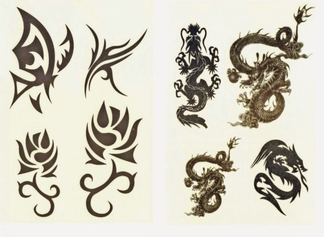 Tattoo Sticker from Osung Universal Co Ltd B2B marketplace