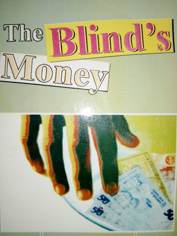 THE BLIND'S MONEY CHAPTER 11