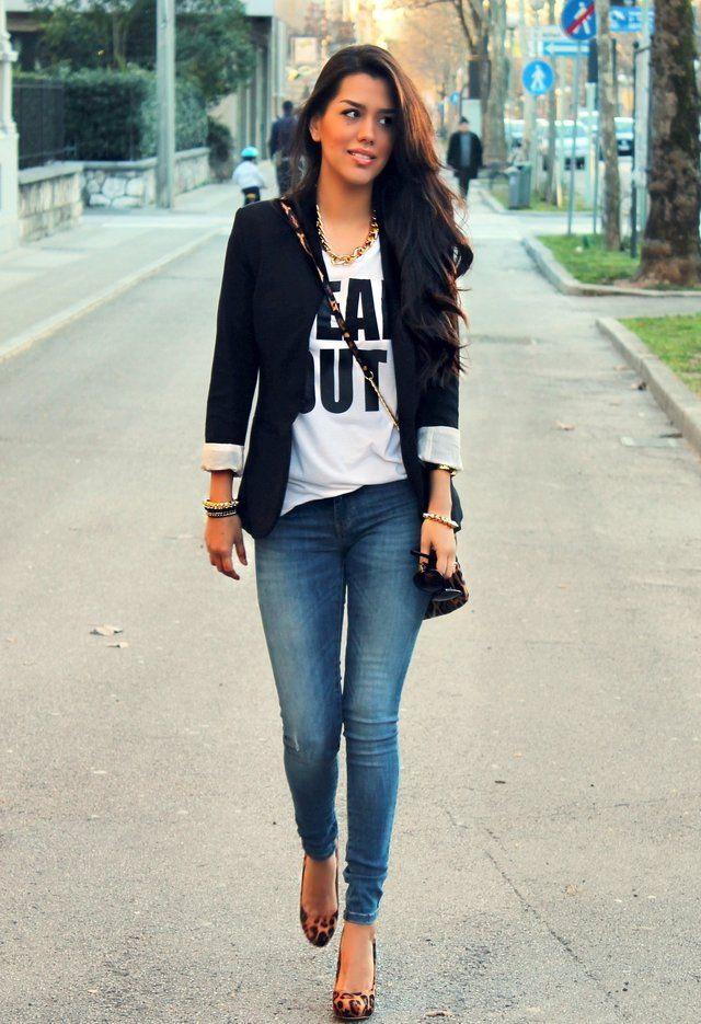 ao thun quan jeans