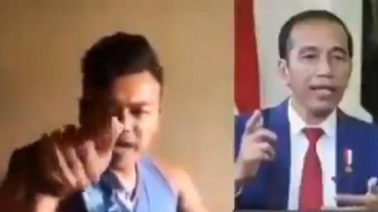 Ngaku Orang Aceh, Pria Ini Hina Jokowi PKI Bermuka Binatang: Mau Di-sniper Kepalamu Baru Mundur?