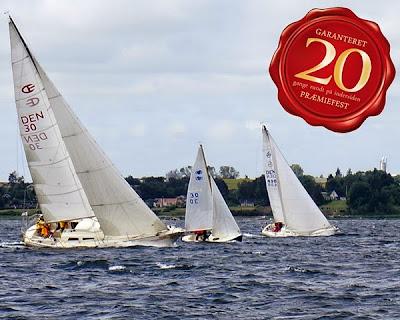 i 2015 sejles SRPI for 20. gang - det skal fejres