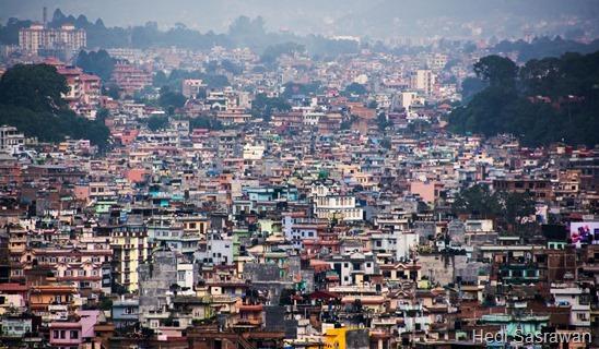 Negara berkembang Asia Nepal